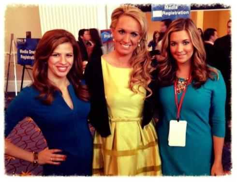 With Townhall's Katie Pavlich and The Tea Party Network's Scottie Hughes