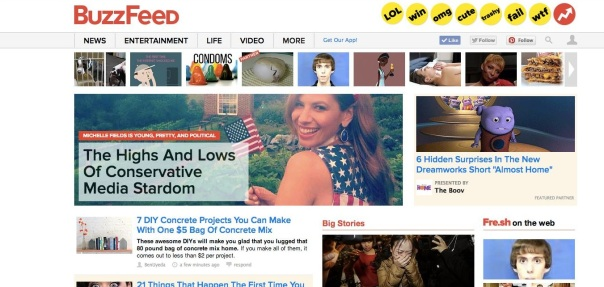 Michelle FIelds Buzzfeed